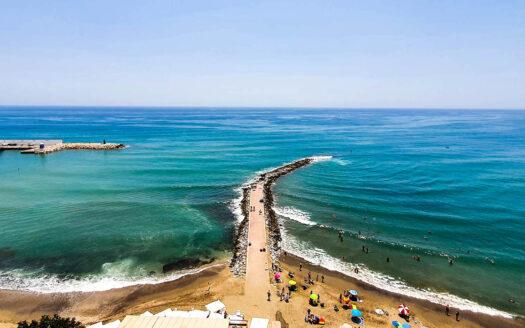 Apartamento en primera línea de playa, Marbella